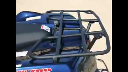 Atv Test - 2008 Kawasaki Brute Force 750