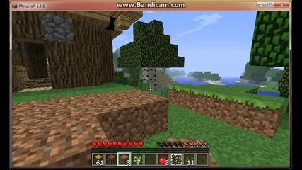 Minecraft survival епизод (3): The Farm 1/2