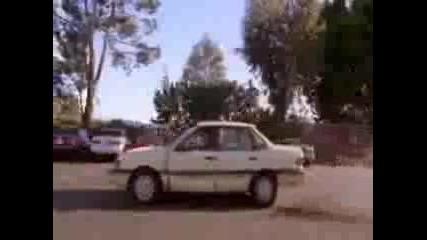Малкълм - Война на паркинга