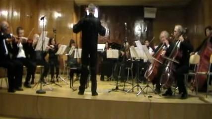 Suita za strunen orkestyr- muz. Atanas Iliev
