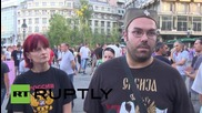 Serbia: Priests join anti-Gay Pride march in Belgrade