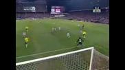 Всичките 38 гола на Лионел Меси за Барселона през сезон 2008/2009