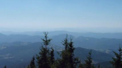 Невероятната красота на Родопа планина
