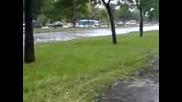 Пловдив + Дъжд = Венеция