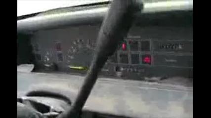 Старото Chevy запали от първия път при зимни условия =)