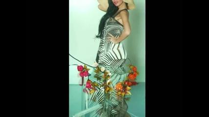 Katrin Vacheva - model per agency Trend - Milano