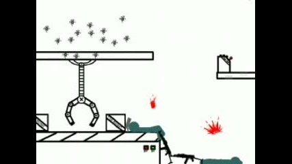 A Stick Figure Fight - Pivot