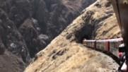 Най-опасните и екстремни железопътни линии в света!