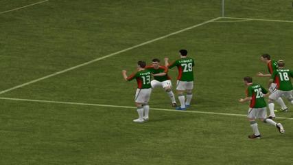 Компилация от голове на Uefa Euro 2012