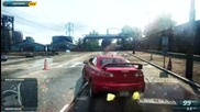 Need for speed most wanted 2012 - на макс графики