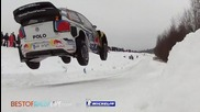 Leg 1 - 2015 Wrc Rally Sweden - Best-of-rallylive.com