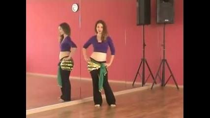 Ориенталски танци урок 3