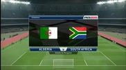 Pro Evolution Soccer 2015 Pc Gameplay { Algeria - South Africa }