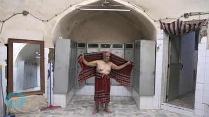 Iran's Famous Bathhouses Wash Away