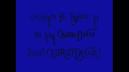 Stihiqta feat. Kpoca - Qj mi uq (komflaga Diss)