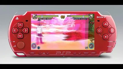 4tails Naruto vs Student Sasuke [psp game review]