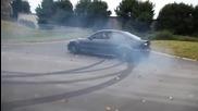 [ Burnout ] Бавареца си неще гумите