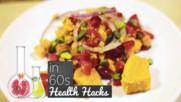 Здравословни хитринки: слънчева салата с пресни картофи
