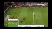 Twente - Fenerbahce 0 - 1 Goal Diego Lugano