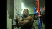 Зверска тренировка - Гръб • Виктор Мартинес