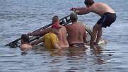 Руснаци потопиха Тойота 80 // 4x4 Off Road 2o16