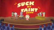 Drawn Together - Suck My Taint (Clean - No Messaging) [Video] (Оfficial video)