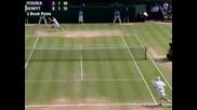 Wimbledon 2008 : Федерер - Хюит