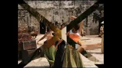 Zorro La Espada Y La Rosa (musical Clip)