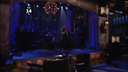 Jennifer Lopez - Until beats no more (live Snl)   [превод]