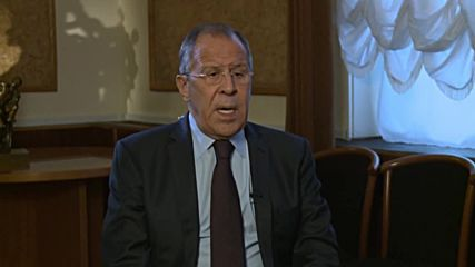 Russia: Lavrov accuses the US of 'tacitly' supporting Al-Nusra during BBC interview