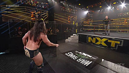 Dexter Lumis sets the stage for a strap match with Cameron Grimes: WWE NXT, Nov. 25, 2020