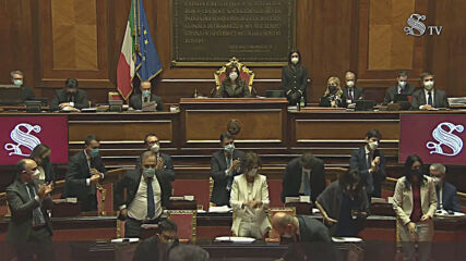 Italy: 90 y/o Holocaust survivor Liliana Segre gets standing ovation at Senate confidence vote