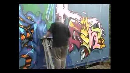 Graffiti - Stompdown Killaz
