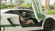 Патрулна кола в Дубай !