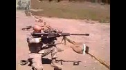 Стрелба С Bareta 50 Калибър