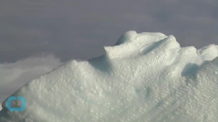 Antarctica's Supersized Icebergs Shut Down Currents