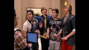 Nickelodeon Big Time Rush Шеметен бяг - сезон 1 - еп.16