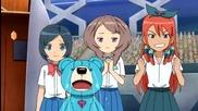 Inazuma Eleven Go Chrono Stone Episode 50