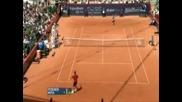 Hamburg 07 - Federer Vs Moya