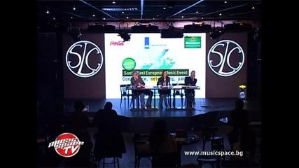 SeeMe 6 - Crispin Evans - Връзка между музика и брандове