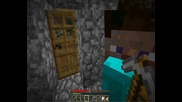 Minecraft Multiplayer Survival withe P0w3r-ep 2 Ферма