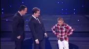 Aidan Davis: Rock Your Body - Britains Got Talent 2009