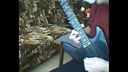 Insane guitar skills+patch test on boss gt8