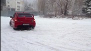 Самурая На Сняг