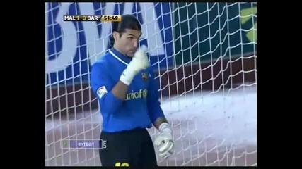 Вижте какво направи вратарят Хосе Пинто
