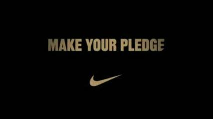 Реклама на Nike с участието на звездите от Арсенал