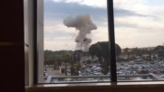 Malta: Fireworks factory blows up close to Malta Airport