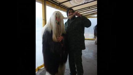 Кукери Долно Езерово 19.02.2011г