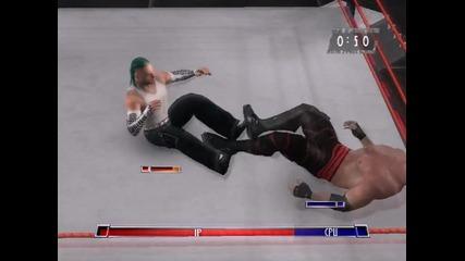 Jeff Hardy vs Kane