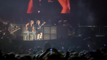 Ac Dc - Thunderstruck (live at River Plate)